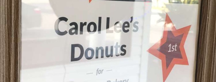 Carol Lee Donuts is one of Roadtrip.