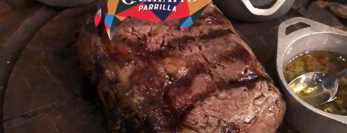 Caminito Parrilla is one of สถานที่ที่ Denise ถูกใจ.