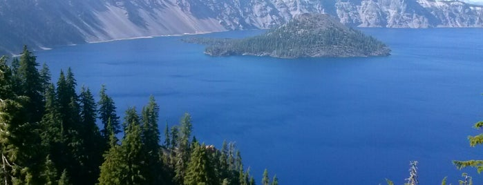 Crater Lake National Park is one of 101 Places to Take Your Family in the U.S..