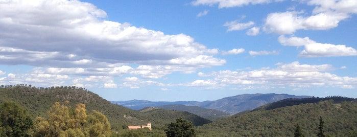 Parque Regional de Sierra Espuña is one of España.