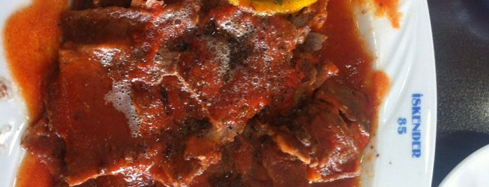 İskender 85 Et Lokantası is one of Fatihさんのお気に入りスポット.