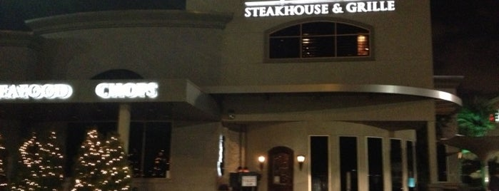 Perry's Steakhouse & Grille is one of Houston's Best Steakhouses - 2013.