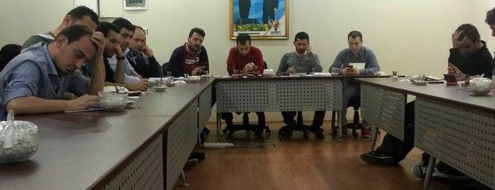 AK Parti Güngören İlçe Başkanlığı is one of Haznedar.