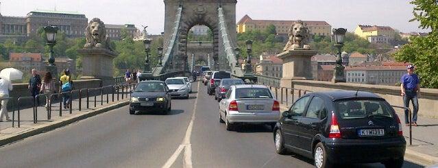 Lánchíd is one of Budapeste (Hungria).