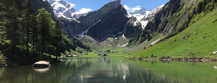 Seealpsee is one of Alpen-Tips.