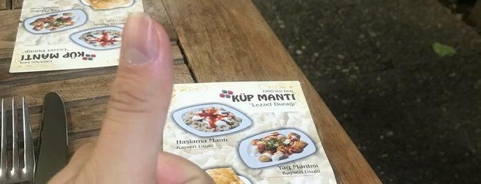 Küp Mantı is one of Lugares guardados de Zep.