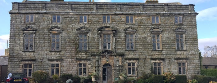 Moresby Hall is one of Paranormal Sights.