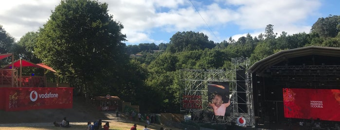 Festival Paredes de Coura is one of Pedro : понравившиеся места.