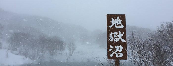地獄沼 is one of Aomori/青森.