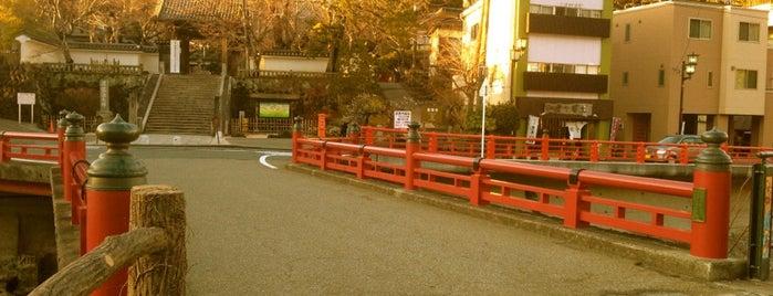 虎渓橋 is one of 伊豆.