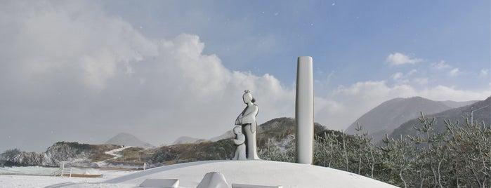 間人皇后 聖徳太子 母子像 is one of 京丹後、橋立.