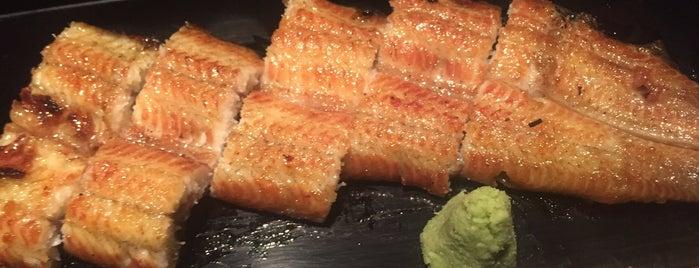 Hitsumabushi Bincho is one of うなぎは関西風でしょ。.