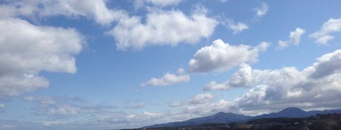 岡崎夕陽展望所 is one of Aomori/青森.