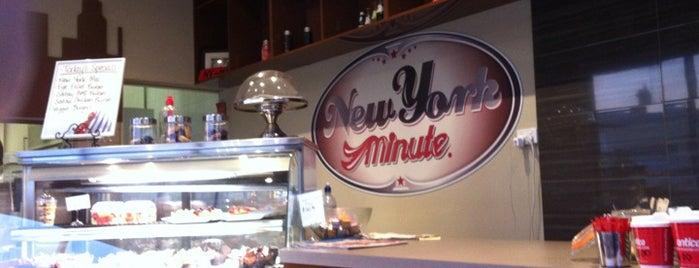 New York Minute is one of Alex'in Kaydettiği Mekanlar.