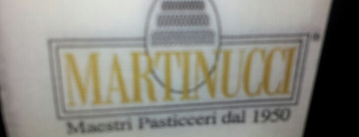 Pasticceria Gelateria Martinucci is one of Irinaさんのお気に入りスポット.