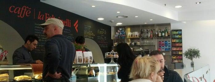 Caffè La Feltrinelli is one of Roma.