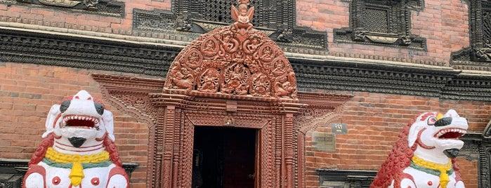 Kumari Bahal is one of Непал.