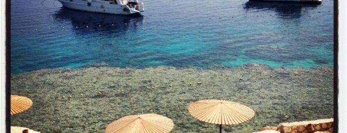 Beach Dessole Royal Rojana Resort is one of Tempat yang Disukai Игорь.