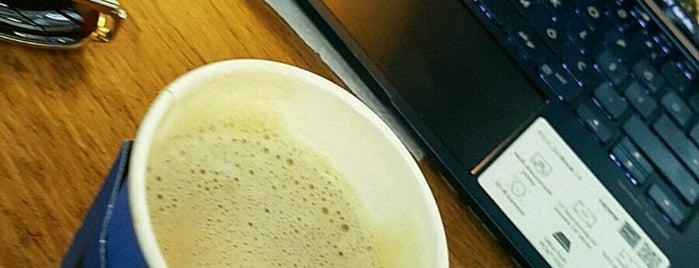 Caffè Nero is one of CMR'ın Beğendiği Mekanlar.