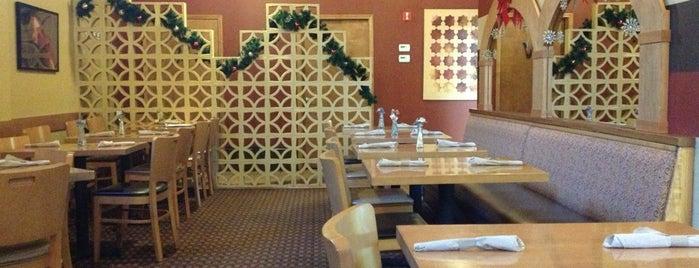 Aladdin's Eatery is one of สถานที่ที่ Maya ถูกใจ.