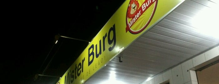Mister Burg is one of Natal - RN.