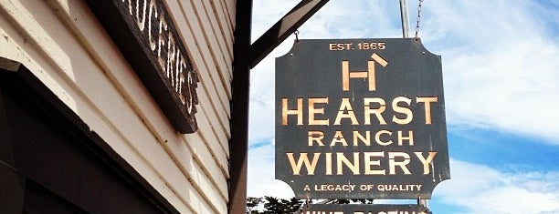 Hearst Ranch Winery is one of Sip & Swirl.