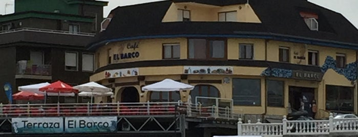 El Barco is one of Cantabria.