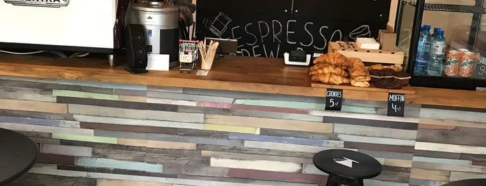 Coffee Kiosk Powiśle is one of Lieux sauvegardés par Sevgi.