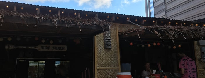 The Tiki Bar At La Revelucion is one of Jared's Liked Places.