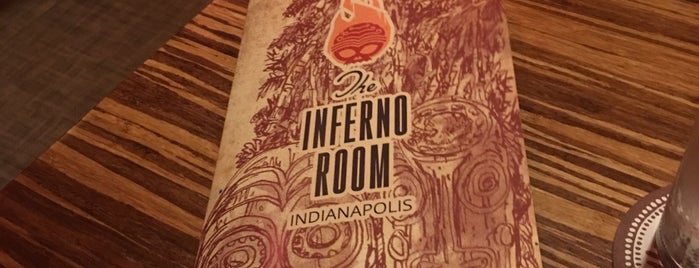 The Inferno Room is one of Joey 님이 저장한 장소.