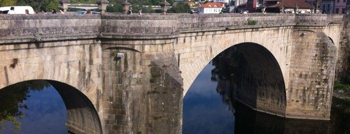 Ponte de S. Gonçalo is one of Daniele 님이 좋아한 장소.