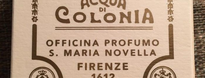 Officina Profumo Farmaceutica di Santa Maria Novella is one of Ireland.
