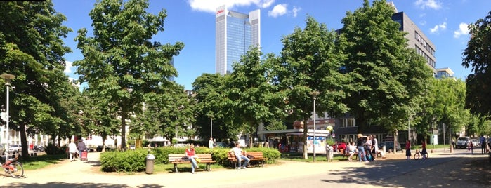 Westendplatz is one of Tempat yang Disukai Kate.