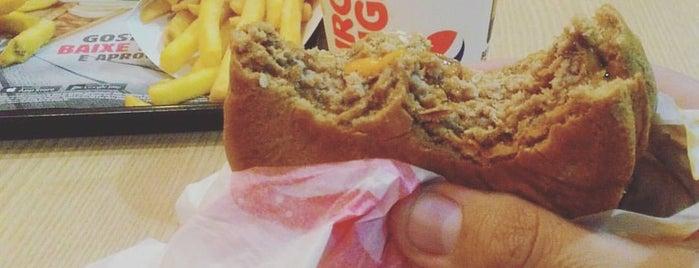 Burger King is one of Tempat yang Disukai Juliana.