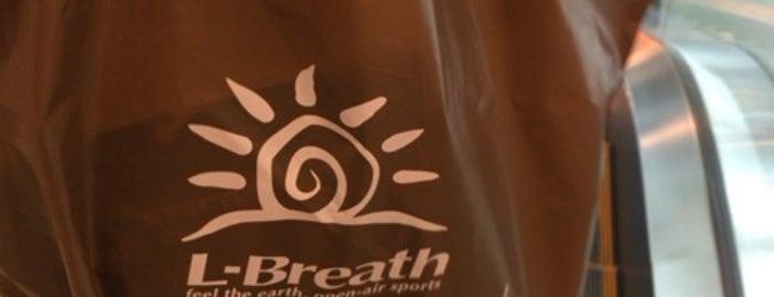 L-Breath is one of Masahiro'nun Beğendiği Mekanlar.