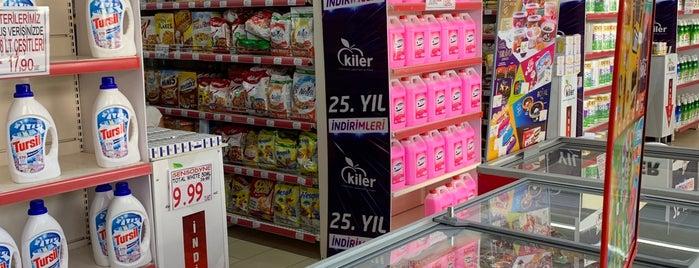 Kiler Supermarket is one of Orte, die Edje gefallen.