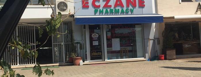 Berilal Eczanesi is one of Locais curtidos por Bego.