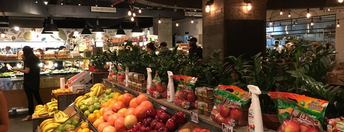 Hudson Market is one of For New York: Everyday Necessities.