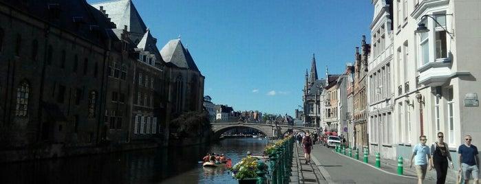 Gent is one of Belgie 🇧🇪.