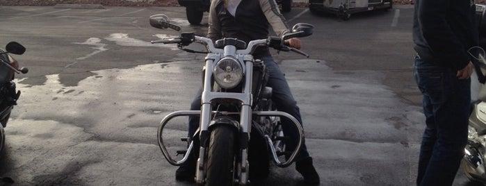 Las Vegas Harley-Davidson Shop is one of Antonio'nun Kaydettiği Mekanlar.