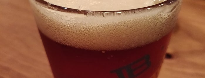 Craft Beer Bar iBREW is one of 日本の休暇.
