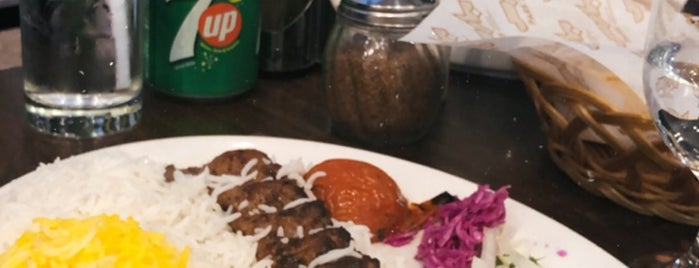 Pars Iranian Restaurant is one of Favorite place.