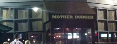 Mother Burger is one of Go-To Restaurants per NYC Neighborhoods.