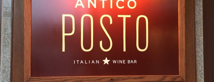 Antico Posto is one of Melissa 님이 좋아한 장소.