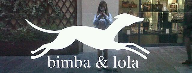 Bimba & Lola is one of Madrid.