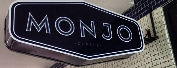 MONJO Coffee is one of Kopi Places.