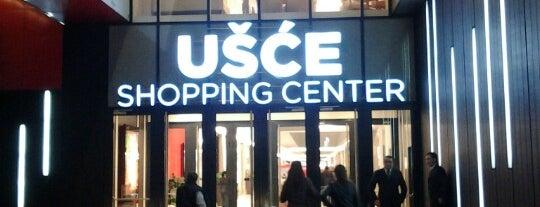 Ušće Shopping Center is one of Alışveriş.