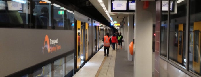 North Sydney Station (Concourse) is one of Sydney Train Stations Watchlist.