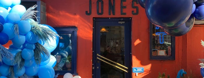 The Jones is one of The Next 10 Restaurants I'll Try.