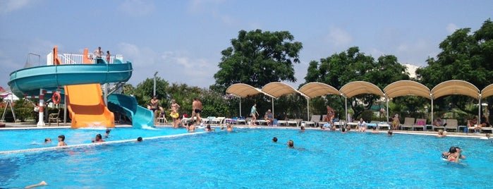 Jacaranda Beach Hotel Belek is one of Irinaさんのお気に入りスポット.